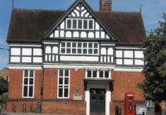 People's Views on the Hertford Library at Old Cross