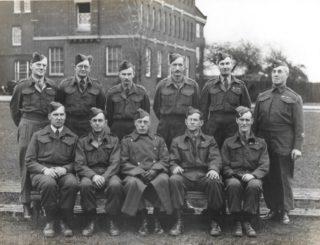 Local Home Guard WW2 | Dianne Brewster