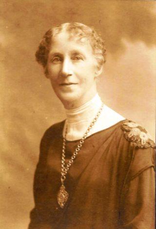 Ellen Brewster, Mayor's Consort 1924 | Dianne Brewster