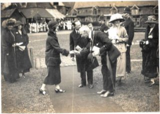 8th May 1924, welcomes Princess Royal | Dianne Brewster