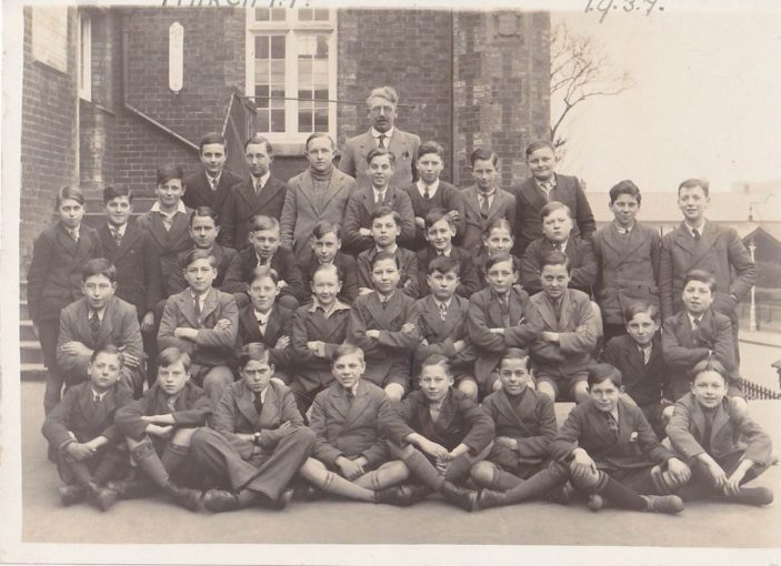 Cowper School Class 2a, 17th March 1937 | Nikki Iliffe