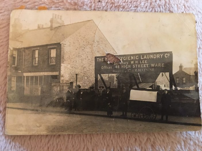 Ware Hygienic Laundry co with the Devenish family