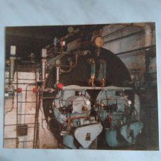 Steam boiler. | Malcolm Turner