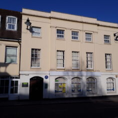 19th century building now used as a Job Centre | Susan Payne
