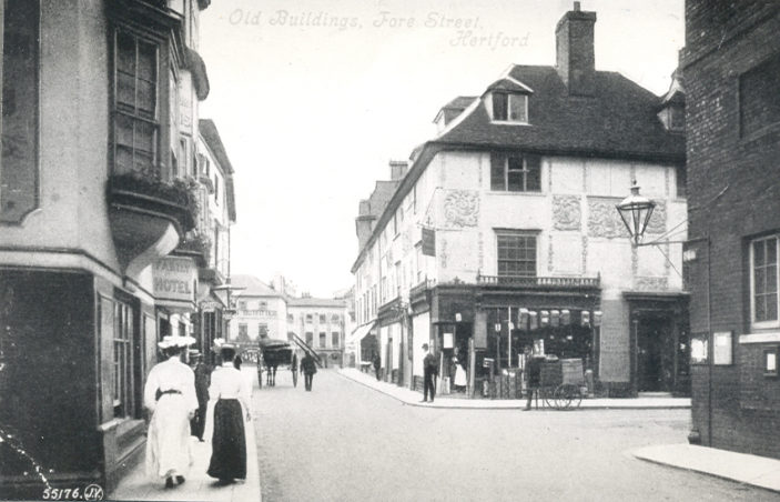 Fore Street, Hertford | Hertfordshire Archives and Local Studies