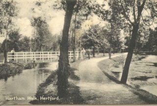 Hartham Walk, 1916