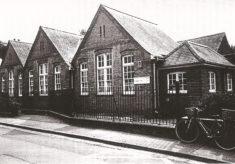 The Early Days of Port Vale School