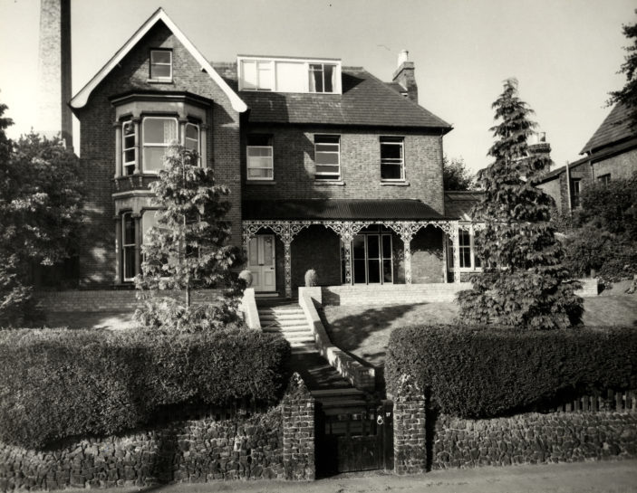 The hostel in 1962 | Herts Archives D/EHTs/Q88