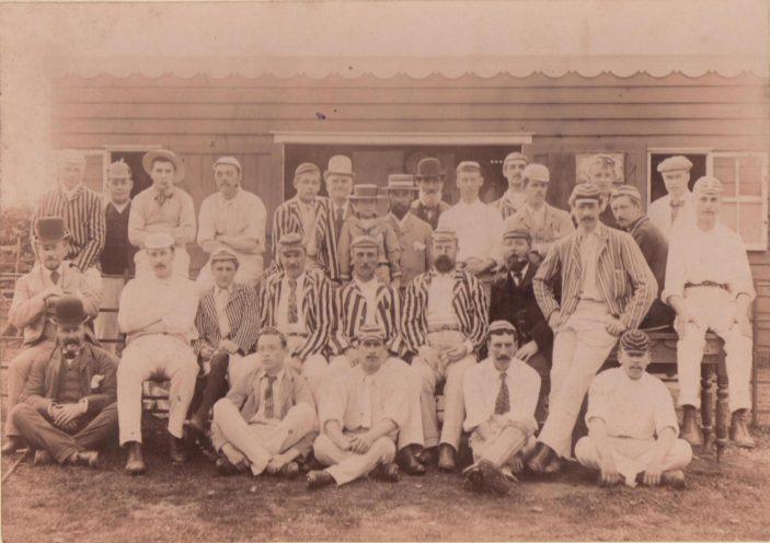 Hertford circa 1895