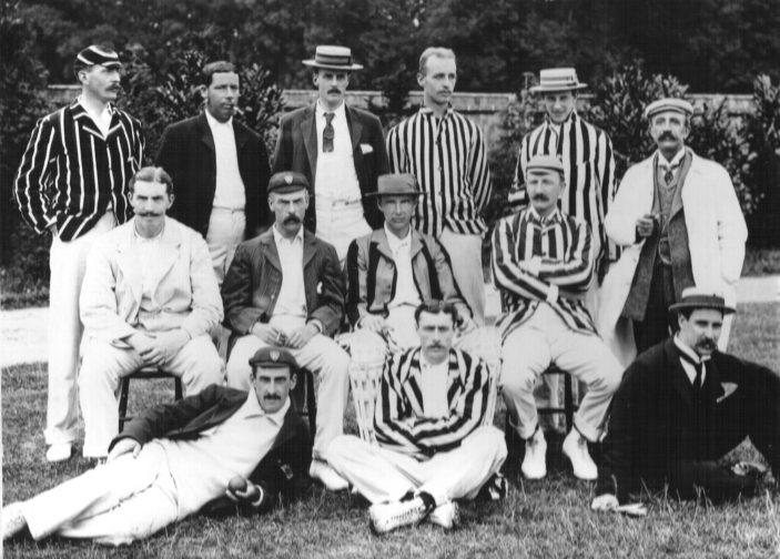 Hertford 1900