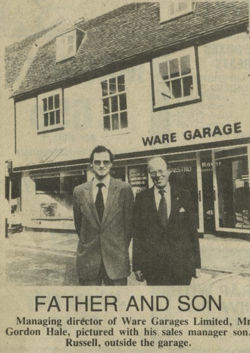 Ware Garages Ltd