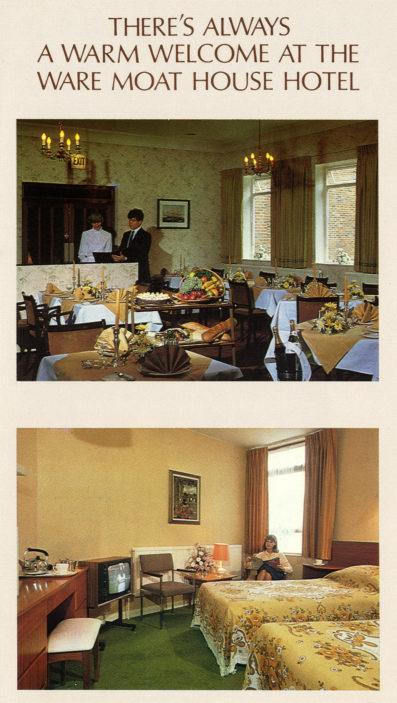Roebuck / Canons Hotel