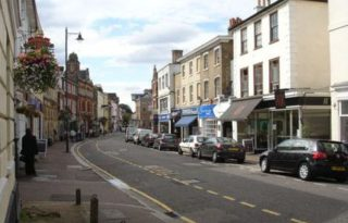 Fore Street; c 2011