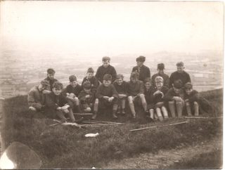 3rd Ware Scouts 1949