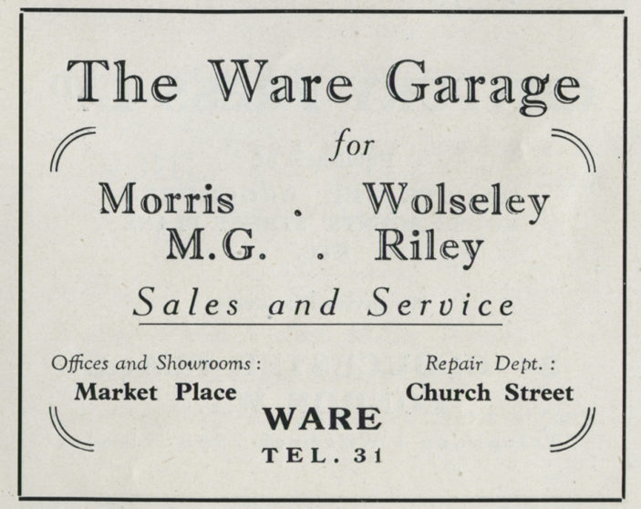 1949, town guide