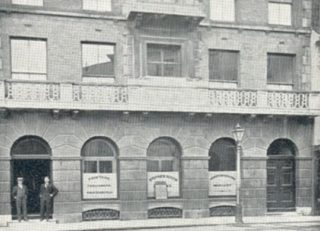 Stephen Austin's offices in Fore Street, Hertford, c.1910 | Hertfordshire Archives & Local Studies