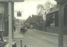 Old photos of Baldock Street, Ware