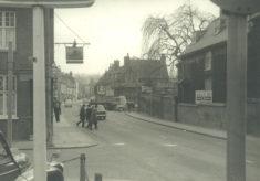 Old photos of Baldock Street, Ware
