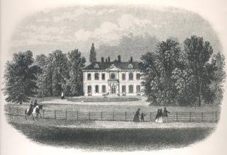 Balls Park, near Hertford