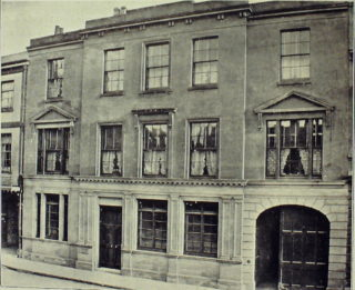 Barclay's Bank in 1901