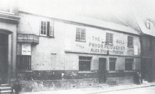 The Bull Inn, before 1914