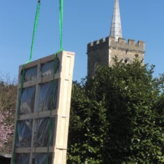 Mind St. Mary's church tower! | Geoff Cordingley