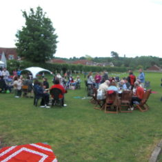 Boundary Drive & St. Leonard's Road Jubillee Party