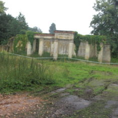 A further view of the Orangery