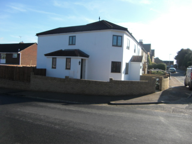 The three cottages