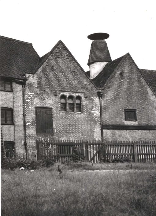Canons maltings c1940s | Herts Archives & Local Studies