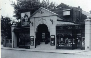 The Castle Cinema in 1914