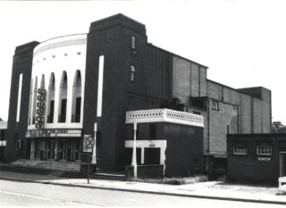 The County Cinema in 1979