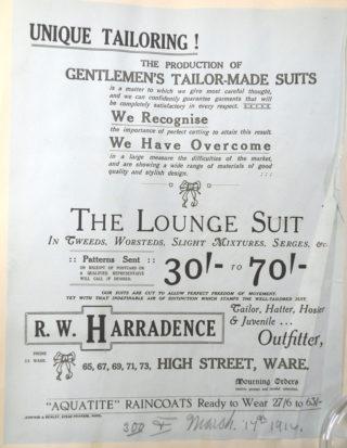 Harradence's Department Store