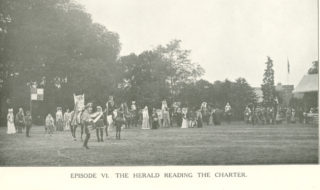 Episode VI: The Herald Reading the Charter