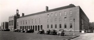 County Hall, Hertford, c. 1950 | HCC Architect's Department