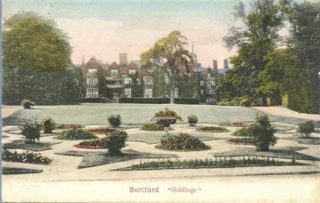 Goldings, c. late 19th century | Hertfordshire Archives & Local Studies
