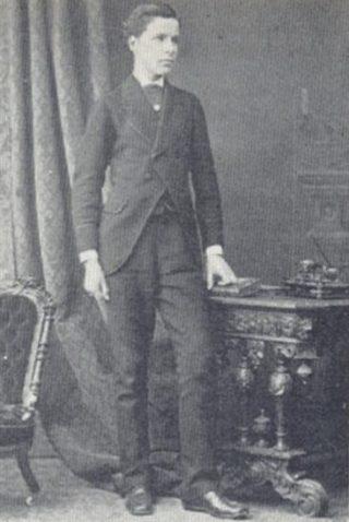Hellier R. H. Gosselin, aged 19
