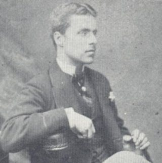 Hellier R. H. Gosselin as a young man