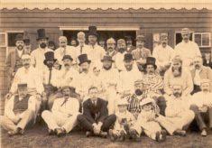 Hertford Cricket 1889