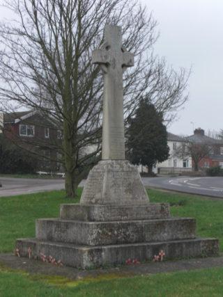 Hertford Heath War Memorial | Gill Cordingley