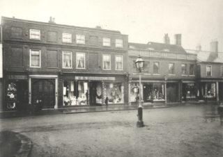 Harradence's Department Store | Herts Archives (ref cv/war290)