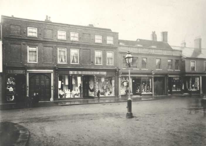Harradence's Department Store | Herts Archives (ref cv/war290)