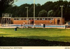 Hartham Swimming Pool, Hertford