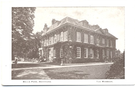 Home of Sir George Faudel-Phillips