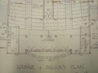 Lounge plan