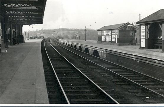 Hertford North Station | Hertfordshire Archive and Local Studies