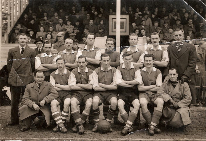Hertford Town Football Team