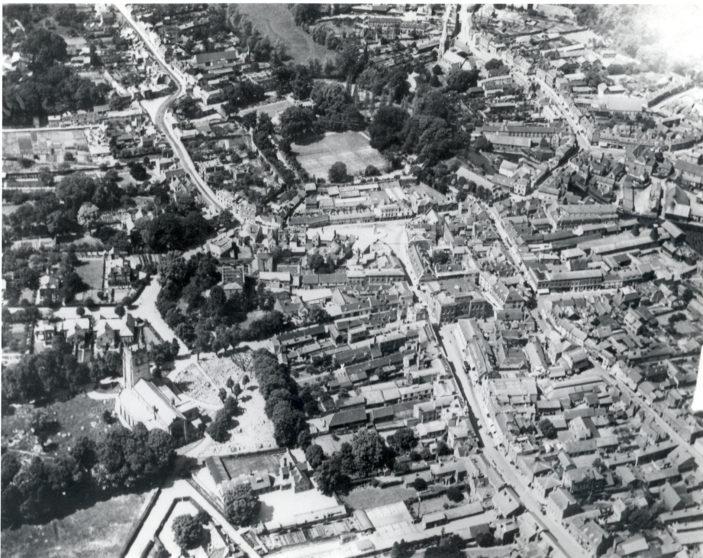 Hertford c1950s-1960s | Hertfordshire Archives & Local Studies