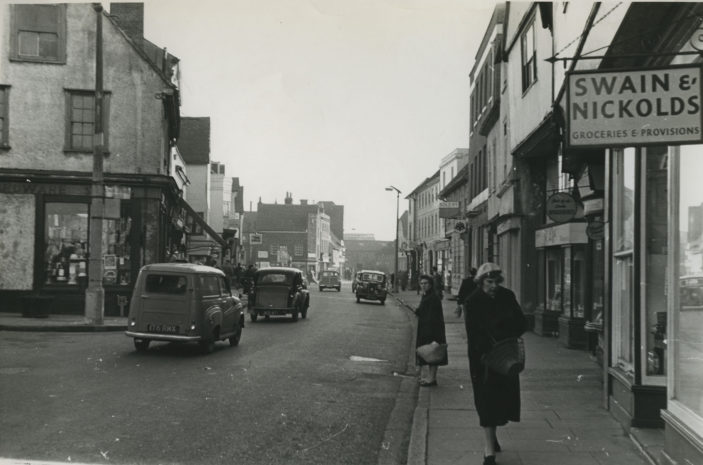 Ware High Street in the 1960s