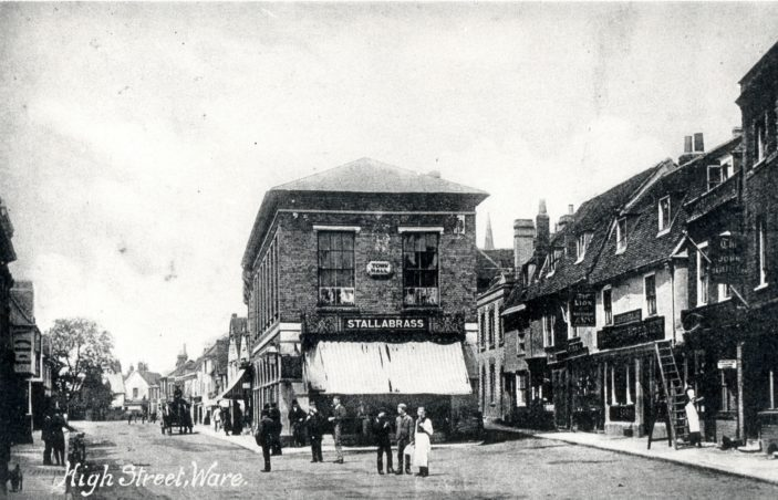 High Street - the old Town Hall | Hertfordshire Archives and Local Studies